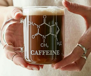 coffee and caffeine image