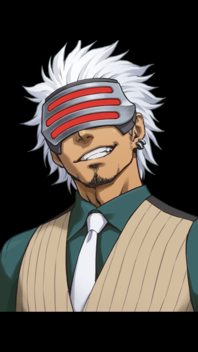 Ace Attorney Godot Uploaded By Tania A Escobar