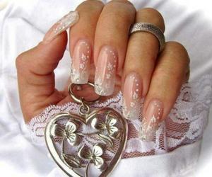 wedding nail image
