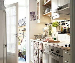 cozy, home, and kitchen image