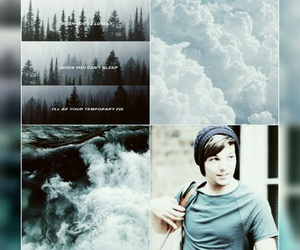 Collage, edit, and louis image
