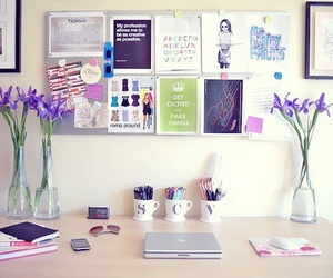 decor, organized, and spaces image