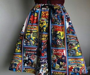 Marvel and fashion image