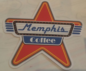 star, trop cool, and memphis coffee image
