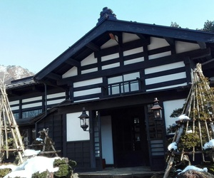 beautiful, hotel, and japan image