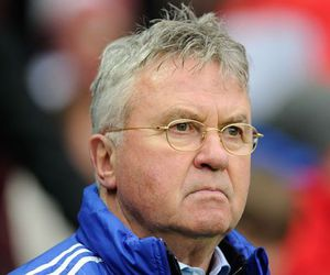 Chelsea, Guus Hiddink, and manchester city image