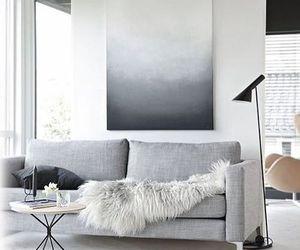 home, art, and interior design image