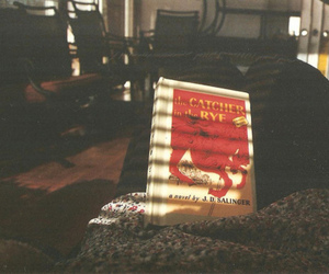 book and the catcher in the rye image