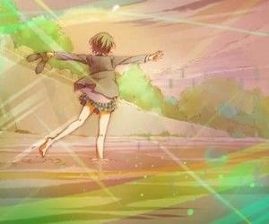 your lie in april, shigatsu wa kimi no uso, and anime image