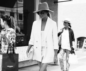 chic, style, and retro image