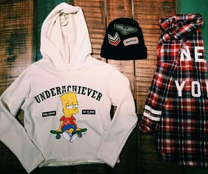 argentina, bart simpson, and clothes image