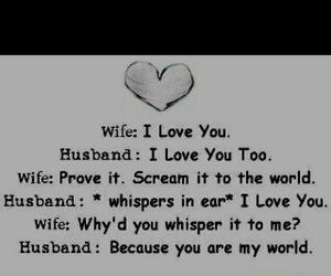 love, quotes, and husband image