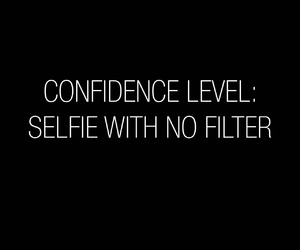 beauty, confidence, and lifestyle image