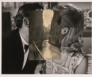 couple, art, and john stezaker image