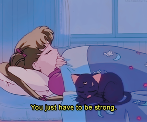 sailor moon, anime, and quotes image