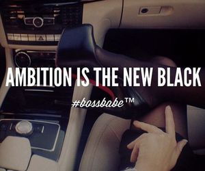 quotes, ambition, and black image