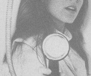beautiful, carrie fisher, and photography image
