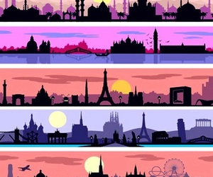wallpaper, background, and city image