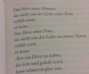 book, german, and quote image