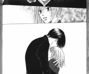 manga, karekano, and arima & yukino image