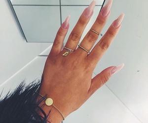 fashion, nails, and luxury image