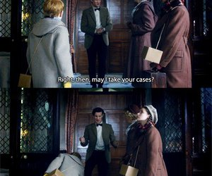 doctor who, funny, and the doctor image