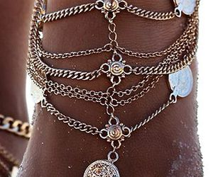 summer, beach, and jewelry image