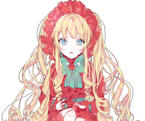 anime, anime girl, and rozen maiden image