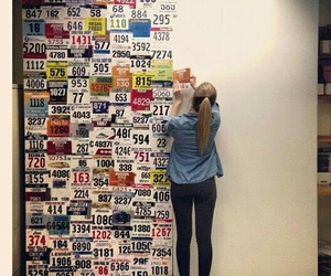 girl, run, and fit image