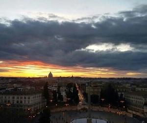 beautiful, city, and rome image