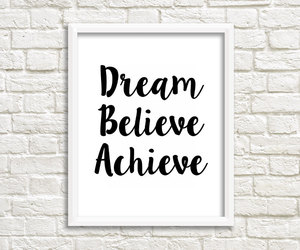 etsy, office wall decor, and believe sign image