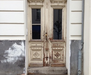 classic, old, and door image
