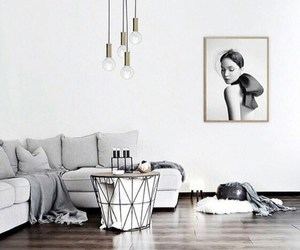 home, interior, and living image