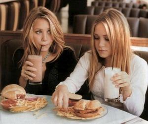girl, olsen, and twins image