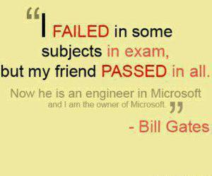 quote and bill gates image