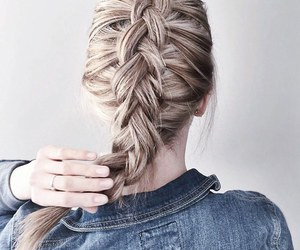 hair, beautiful, and hairstyle image