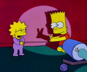 bart simpson, childhood, and beautiful image