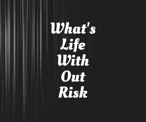 life and risk image