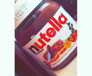 mira, nutella, and by_me image