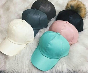 fashion, cap, and hat image