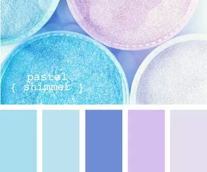 color and pastel image