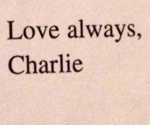 charlie, book, and love image