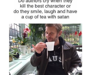 funny, lucifer, and satan image