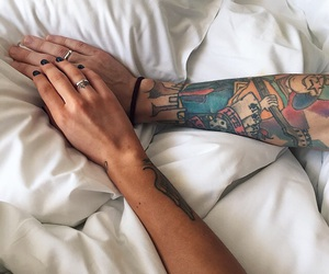 tumblr, love, and tattoo image