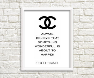 etsy and coco chanel quote image