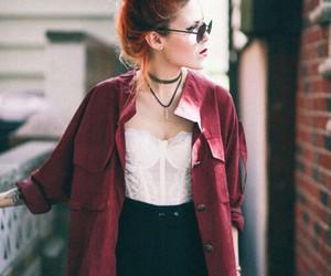fashion, style, and luanna perez image