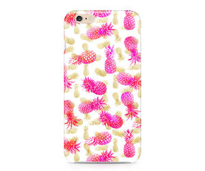 etsy, pink and gold, and iphone 4 case image