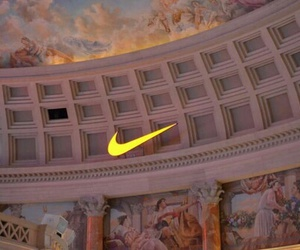 background, nike, and dope image