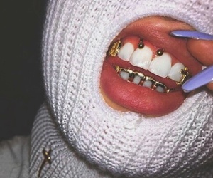 dope, swag, and grill image