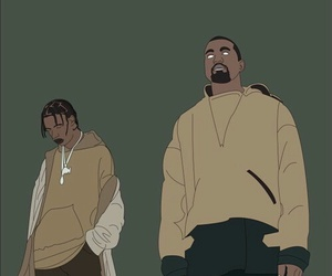 dope, dope art, and kanye west image